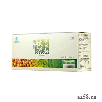 完美肽藻营养粉(盒...