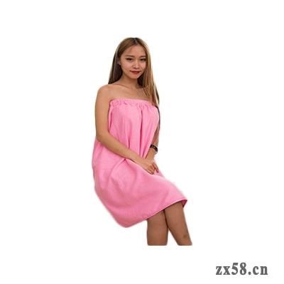 安然女浴裙