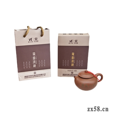 华莱黑砖茶(900g)