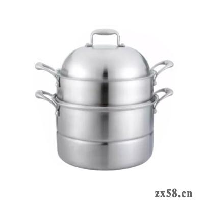 铸源复合钢蒸锅