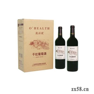 润和法国进口红酒