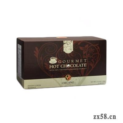 欧金咖啡精选热巧克...