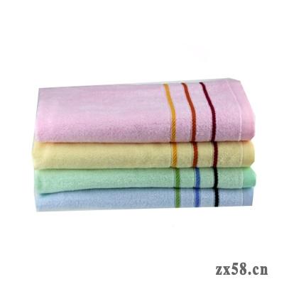 绿之韵竹纤维浴巾