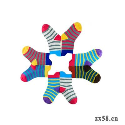 绿之韵1-3岁童袜
