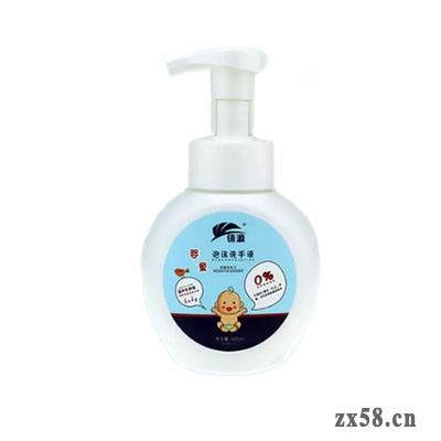 铸源婴童泡沫洗手液