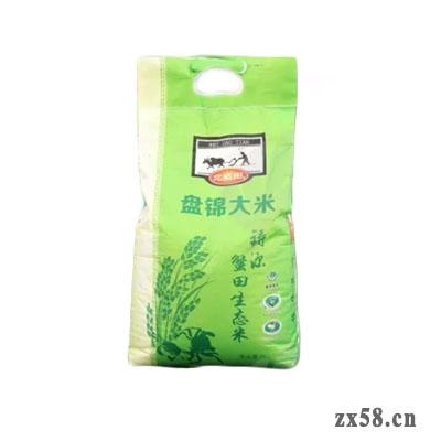 铸源锦蟹田生态米