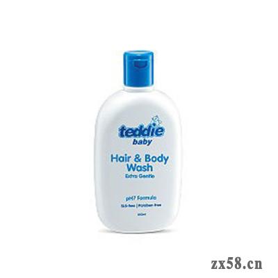 维迈Teddie 宝宝洗发...