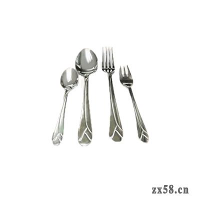 维迈不锈钢叉勺餐具...