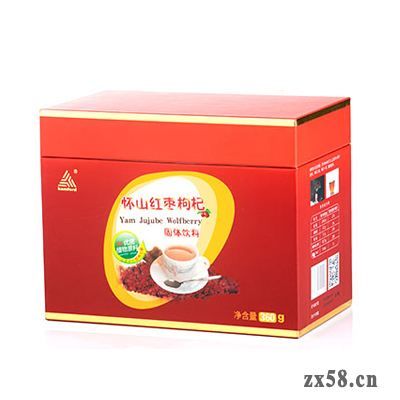 金科伟业怀山红枣枸杞固体饮料