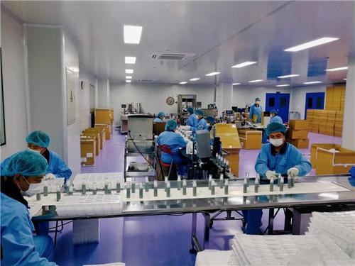 葆嬰管理層走訪天津葆嬰生物科技有限公司