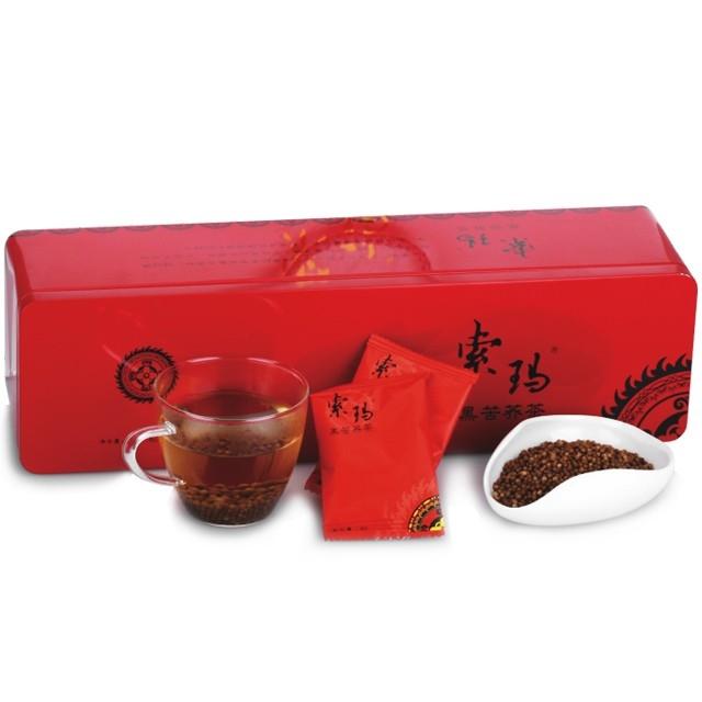 福能源索玛黑苦荞茶怎么样?