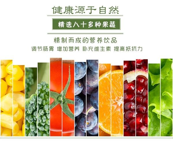 关于复合植物果蔬饮品的升级通知
