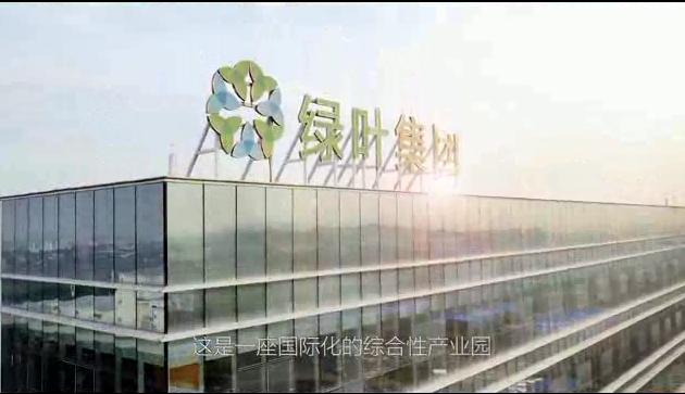 绿叶,热情与梦想新世界宣传片隆重登场!