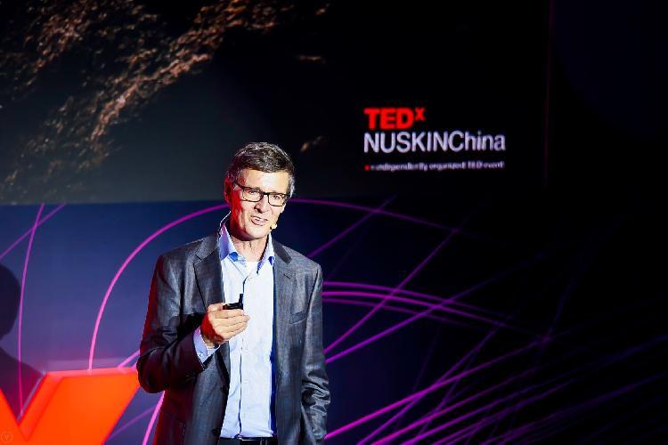 如新伦兆勋先生:持续践行善,永远创新