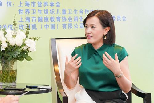 玫琳凯翁文芝:倡导的健康生活方式和美好生活理念