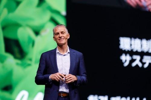 如新首席执行长伍瑞德:践行企业绿色创新发展观