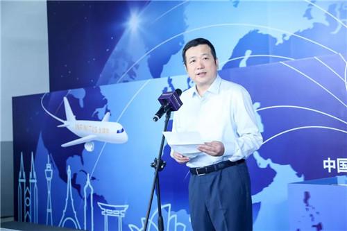 无限极行政总裁俞江林:INFINITUS全球购,满足消费者多元化的产品需求