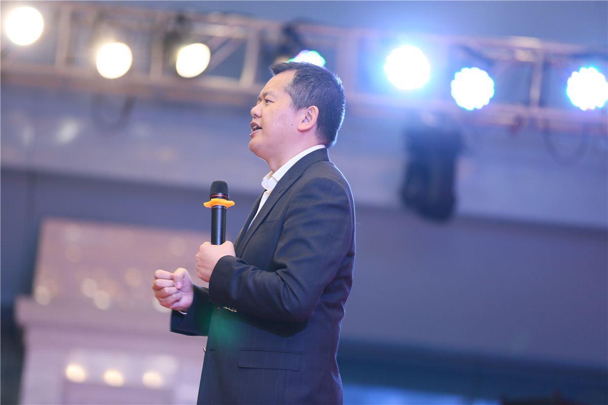 晨讯产业机构总裁禹路