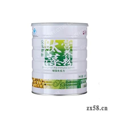 完美餐牌肽藻营养粉(罐)
