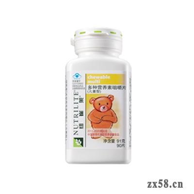 安利纽崔莱®多种营养素咀嚼片(儿童型)