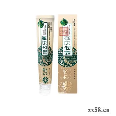 九极健齿牙膏150克/支×2支组合