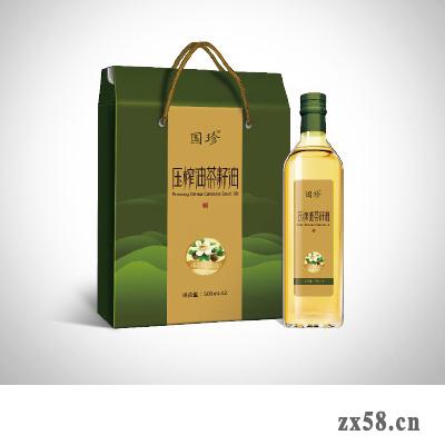國珍壓榨油茶籽油