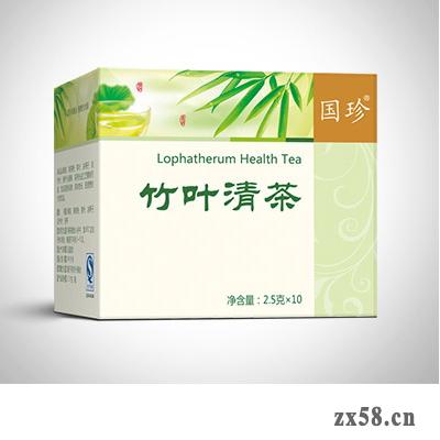 國珍竹葉清茶