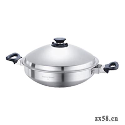 安利皇后®中式不锈钢炒锅