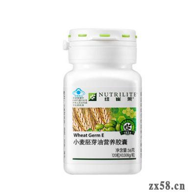 安利纽崔莱®小麦胚芽油营养胶囊120粒