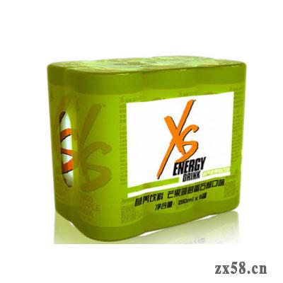 安利XS营养饮料芒果菠萝番石榴口味CF