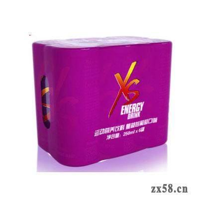安利XS运动营养饮料蔓越莓葡萄口味