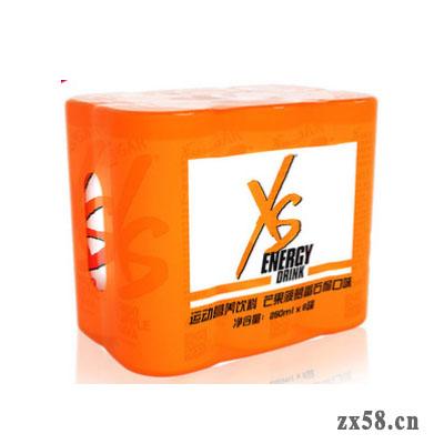 安利XS运动营养饮料芒果菠萝番石榴口味