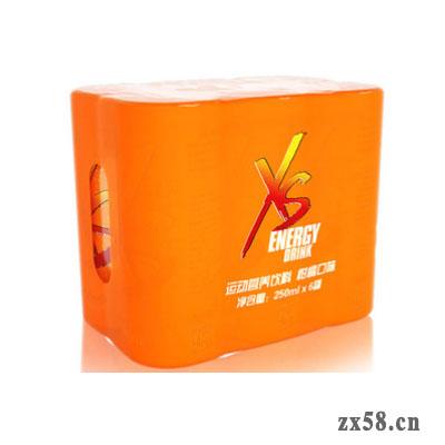 安利XS运动营养饮料柑橘口味