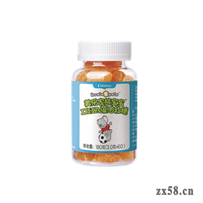 美乐家熊宝宝DHA藻油...