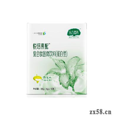 三生生命健东方素养悦培素配复合肽固体饮料(蛋白型)购买