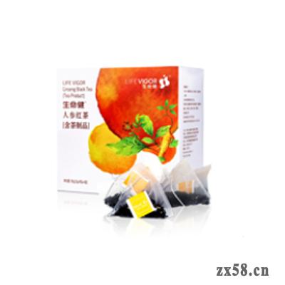 三生生命健TM人参红茶(含茶制品)