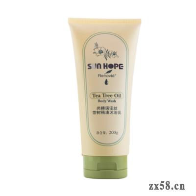 尚赫瑞诺丝茶树精油沐浴乳