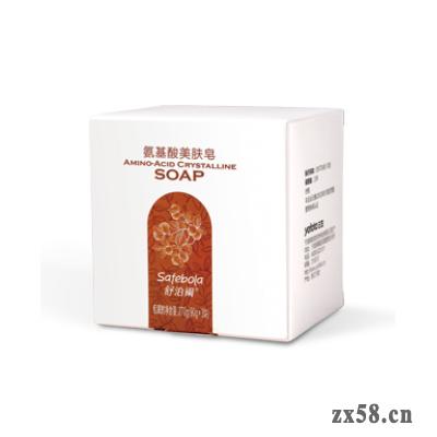 三生舒泊阑氨基酸美肤皂