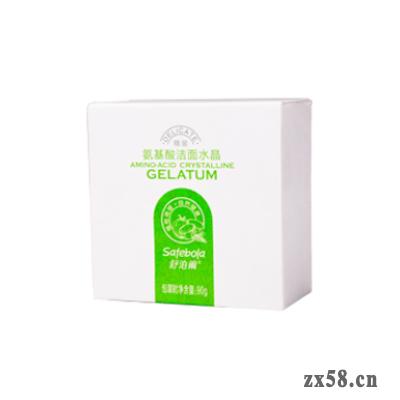 三生舒泊阑氨基酸洁面水晶(精装)