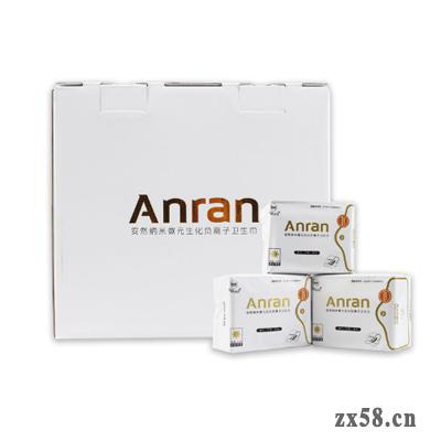 安然纳米微元生化负离子卫生巾(组合)