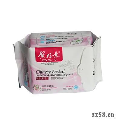 安惠馨如意益母草精华日用型卫生巾
