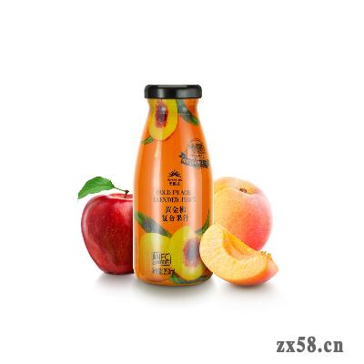 无限极牌黄金桃复合果汁