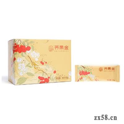 圣原荞果金莱菔子山楂固体饮料