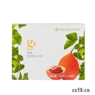 如新g3活能混合果汁饮料(盒装)(暂为非直销品)
