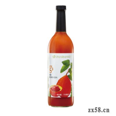 如新g3活能混合果汁饮料(瓶装)(暂为非直销品)