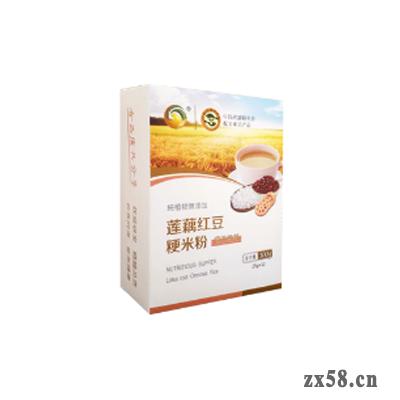 金木莲藕红豆粳米粉