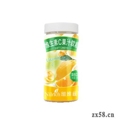 绿叶维生素C果汁软糖...