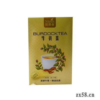 绿叶纽维兹90g牛蒡茶...