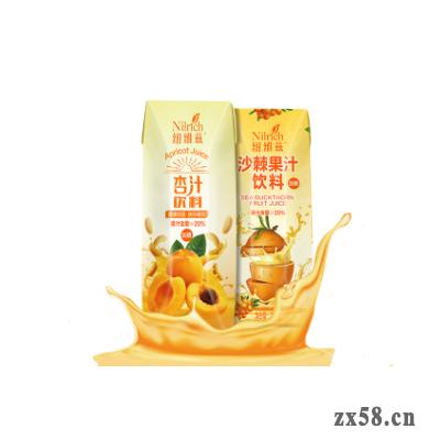 绿叶纽维兹250ml杏汁...