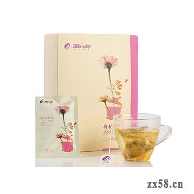 三八妇乐枸杞菊花代用茶